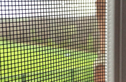 How to Repair a Window Screen